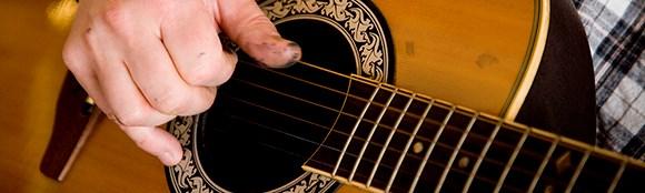 Guitarspil